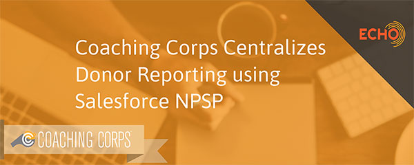 Coaching Corps Fundraising Case Study featured image